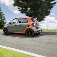 smart forfour 1.0