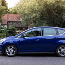 Ford C-Max 1.0 EcoBoost Trend+
