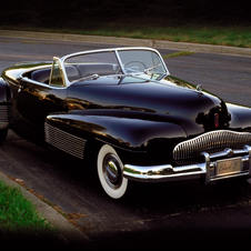 Harley Earl, Chief Designer at Buick, invented the concept car.