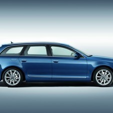 Audi A6 Avant 2.0 TFSI multitronic Limited Edition