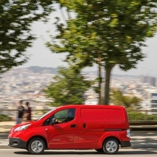 Nissan e-NV200 Van Basic Pack Plus+Grelha