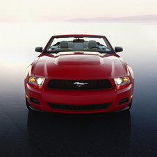 Ford Mustang GT Premium Convertible