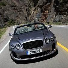 Road Test: Bentley Continental Supersports