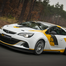 The Astra Cup will race in the VLN and a one-make series
