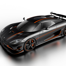 The Agera RS is the latest evolution of the Agera supercar
