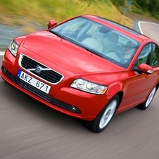 Volvo S40 T5 AWD Automatic