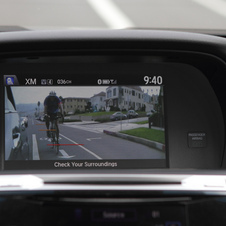 Honda recently brought a rear lane changing camera to higher trims of the Accord