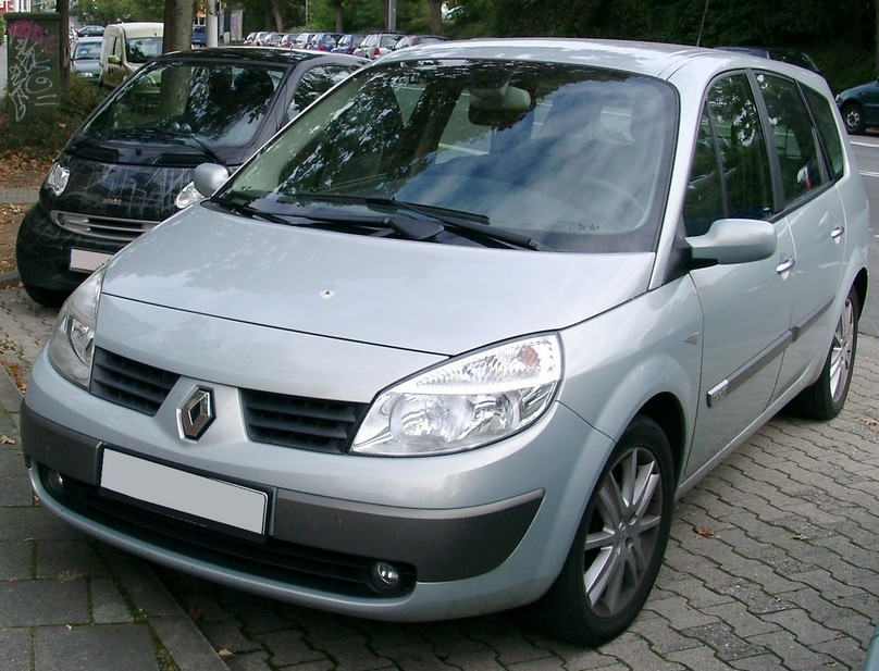 2003 renault scenic ii 1 9 dci related infomation specifications weili automotive network. Black Bedroom Furniture Sets. Home Design Ideas
