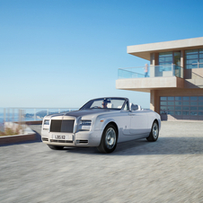 Rolls-Royce Brings Phantom Series II to Geneva