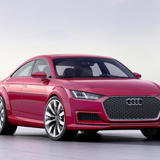 O design do TT Sportback é inspirado na mais recente geração do TT