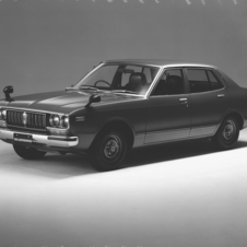 Nissan Bluebird Sedan 1800GL