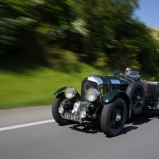 Bentley had to re-buy both cars to return them to their collection