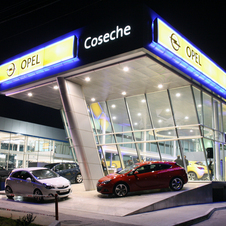 Opel opened it first dealer Santiago, Chile, earlier this year