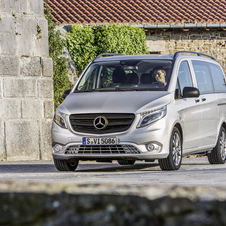 Mercedes-Benz Vito 6L Long 109CDI/34