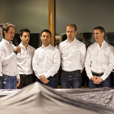 The team has signed Bruno Senna to drive the car
