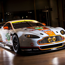 Aston Martin has updated the Vantage GTE with better weight distribution and a revised suspension