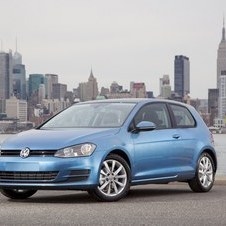 Volkswagen Golf 1.8 TSI Launch Edition