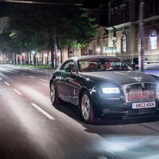 The new model of the British luxury brand should be a convertible based on the same platform as the Wraith