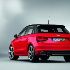 Audi A1 Sportback 1.4 TFSI Attraction S tronic