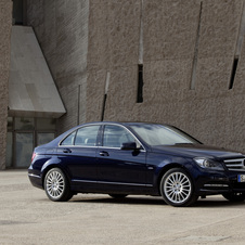 Mercedes-Benz C 250 CDI BlueEfficiency Elegance 4Matic