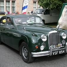 Jaguar Mark IX 3.8
