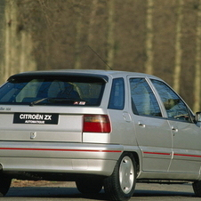 Citroën ZX Automatic