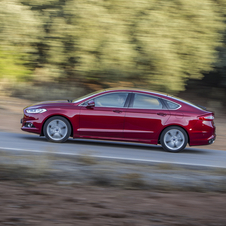 Ford Mondeo 1.5 TDCi ECO Trend