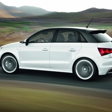 Audi A1 Sportback 1.6 TDI Attraction