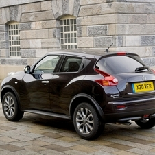 Nissan Juke 1.6 Turbo 4x2 Shiro