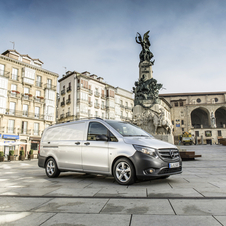 Mercedes-Benz Vito Tourer 6L Base Compact 114CDI/32