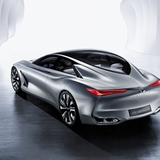 Powertrain combines twin-turbo V6 3.0 litre engine and an electric motor, with a combined output of 550hp