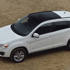Mitsubishi ASX 1.8 DI-D Cross City