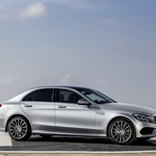 The latest C-Class will be on sale in 2014