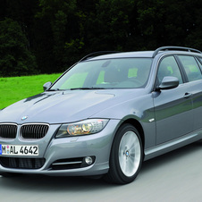 BMW 320d Edition Exclusive