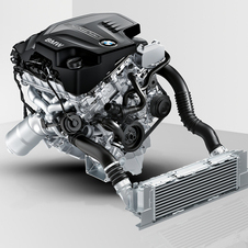 BMW is a member of the research project and has recently made major strides in turbocharged engines