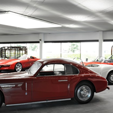 The studio has close relationships with Alfa Romeo, Maserati and Ferrari