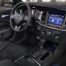 The interior for both cars get upgrades