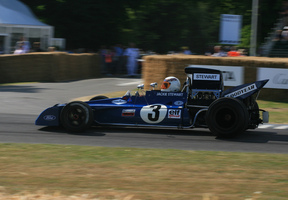 Tyrrell 002 Cosworth