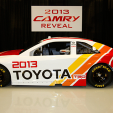 This livery was used on Toyota's in the US in the late 70s and early 80s
