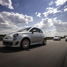 The modern 500 has been a sure success for Fiat