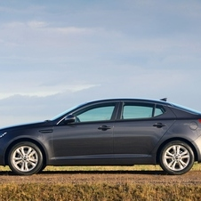 Kia Optima 1.7 CRDi 2 Tech