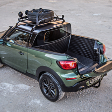 MINI (BMW) Paceman Adventure