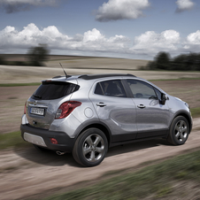 First units will arrive to Opel dealers in early 2015