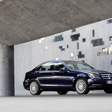 Mercedes-Benz C 180 CDI BlueEfficiency Elegance