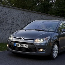 Citroën C4 1.6 HDi 110 Seduction