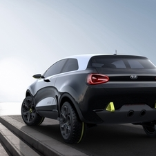 The Niro will be positioned directly against the Nissan Juke