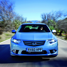 Honda Accord 2.2 i-DTEC Executive AT