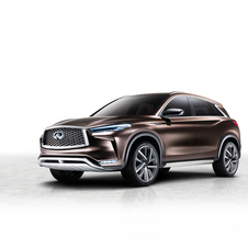 QX50 concept follows the path of the QX Sport Inspiration