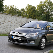 Citroën C4 1.6 eHDI 110 Seduction CMP6