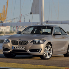 BMW 218d Coupe Auto